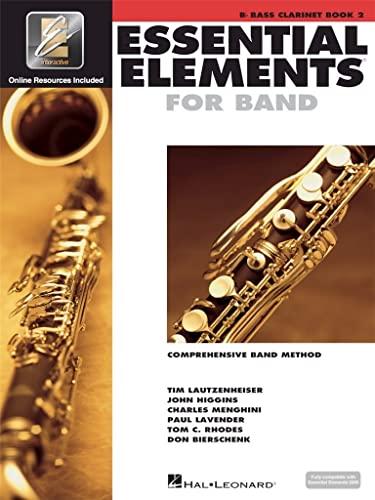 9780634012907: Essential Elements 2000: Book 2 (Bb Bass Clarinet)