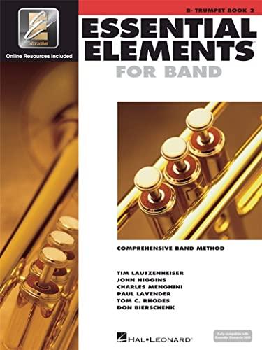 9780634012945: Essential Elements 2000 Trumpet, Book 2 B flat