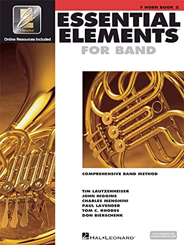 9780634012952: Essential Elements 2000: Book 2 (F Horn)