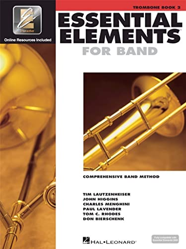 9780634012969: Essential Elements for Band - Book 2 With Eei Trombone +Enregistrements Online (Essential Elements 2000 Comprehensive Band Method)