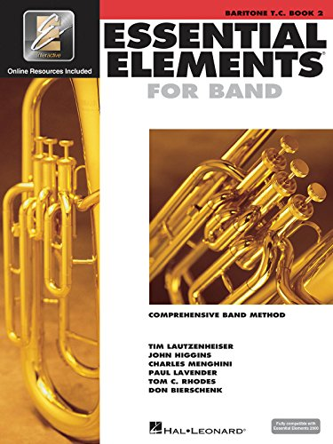 9780634012983: Essential Elements for Band - Book 2 With Eei +Enregistrements Online