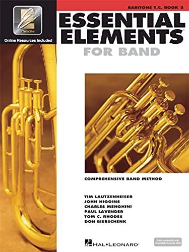 9780634012983: Essential Elements 2000: Book 2 (Baritone T.C.)