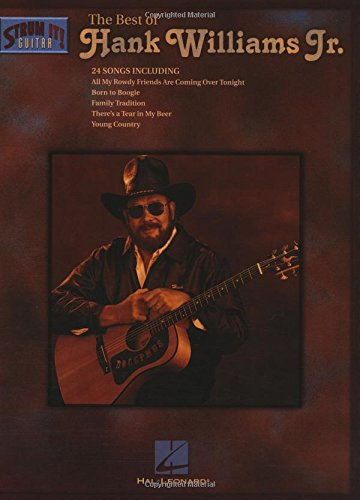 9780634013058: The Best of Hank Williams Jr. (Strum It Guitar)