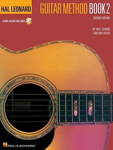 9780634013133: Hal Leonard Guitar Method Book 2