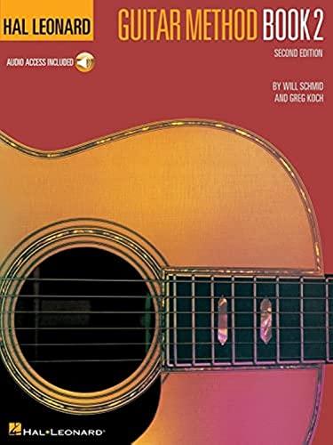 9780634013133: Hal Leonard Guitar Method, Book 2 (Book & CD)