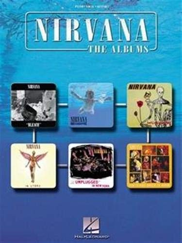 9780634013188: Nirvana - The Albums