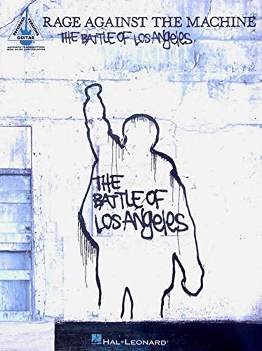9780634013218: Rage Against The Machine - The Battle of Los Angeles