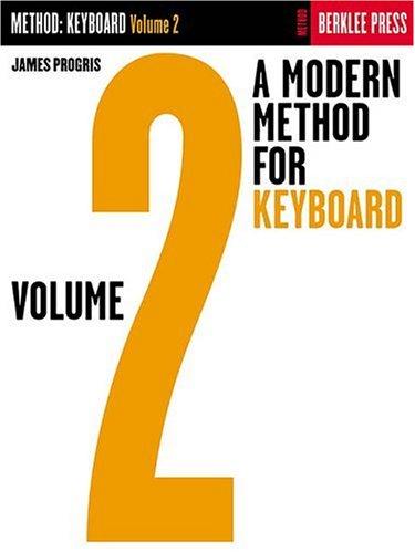 9780634013300: A Modern Method for Keyboard: 2