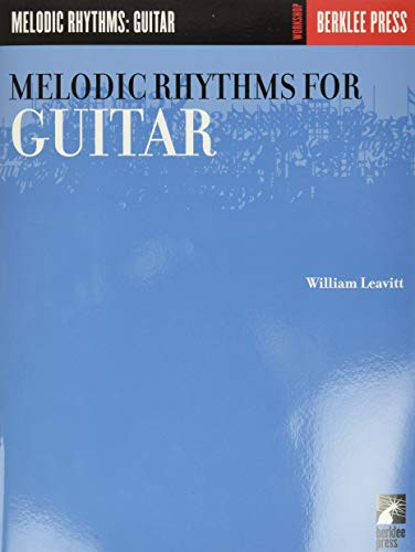 9780634013324: Melodic Rhythms for Guitar