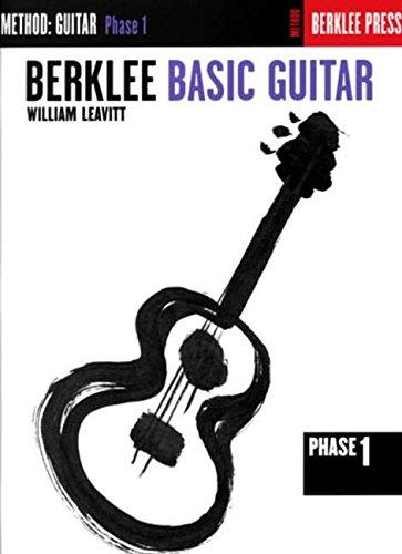 9780634013331: Berklee Basic Guitar - Phase 1: Guitar Technique