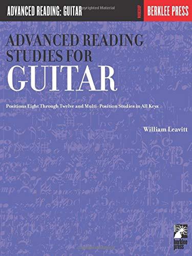 9780634013379: Advanced Reading Studies for Guitar: Guitar Technique (Advanced Reading: Guitar)