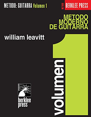 9780634013584: Modern Method For Guitar (Spanish Edition) - Volume 1