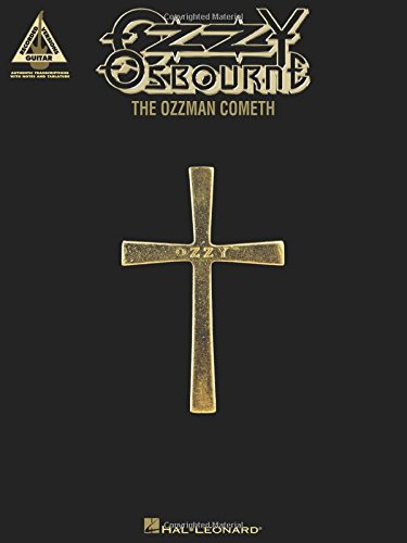 9780634013652: Ozzy Osbourne - The Ozzman Cometh (Guitar Recorded Versions)