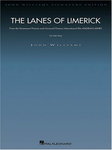 The Lanes of Limerick: For Solo Harp