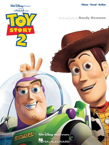 9780634013904: Toy Story 2 (Piano/Vocal/Guitar Songbook)