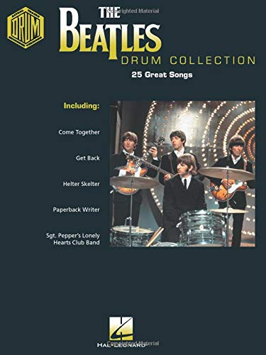 9780634014147: The Beatles Drum Collection