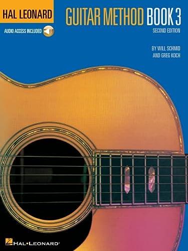 9780634014161: Hal Leonard Guitar Method Book 3, Second Edition (CD included)