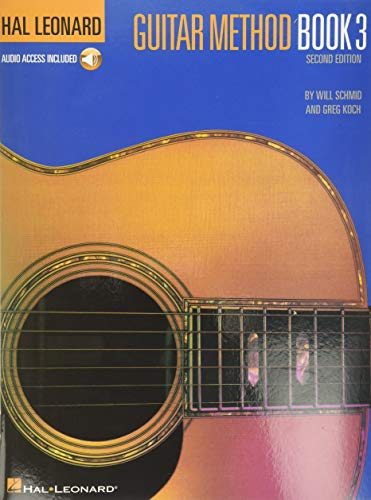 9780634014161: Hal Leonard Guitar Method - Book 3 (Book/Online Audio)