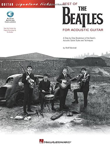 9780634014178: Best of the Beatles for Acoustic Guitar
