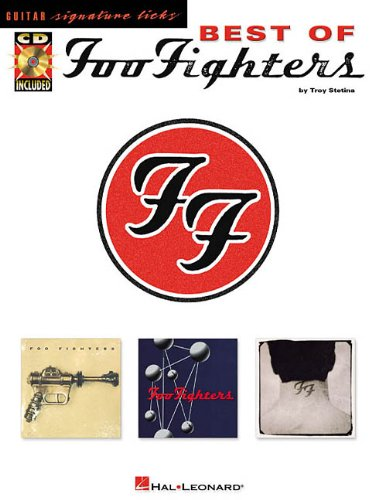9780634014703: Best of Foo Fighters: Signature Licks (Play Along)