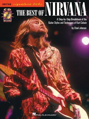 9780634014727: The Best of Nirvana (Guitar Signature Licks)