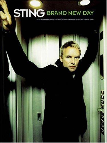 9780634014765: Sting: Brand New Day