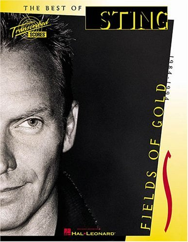 9780634015007: Sting - Fields of Gold (Transcribed Scores)