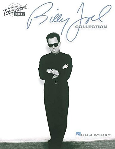 9780634015014: Billy Joel Collection (Transcribed Score)