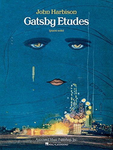 9780634015069: Gatsby Etudes: Piano Solo