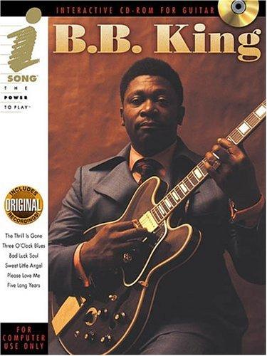9780634015175: B.B. King - iSong CD-ROM: iSong (9