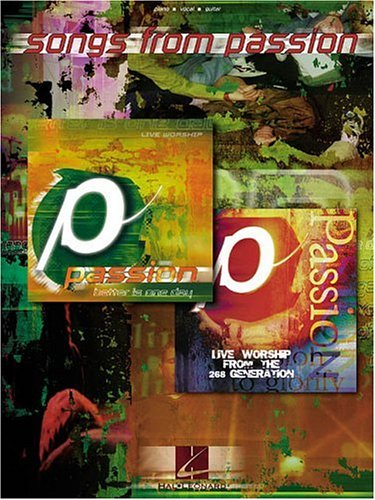 9780634015373: Songs from Passion