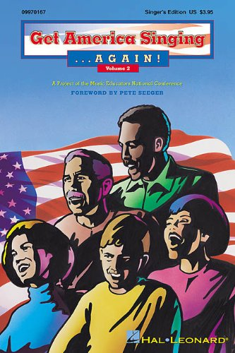 9780634015496: Get America Singing. Again! Vol. 2 (Singer's Edition)