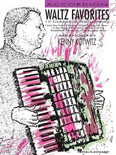 9780634015670: Accordion Waltz Favorites 17 Classics