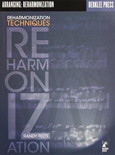 9780634015854: Reharmonization Techniques