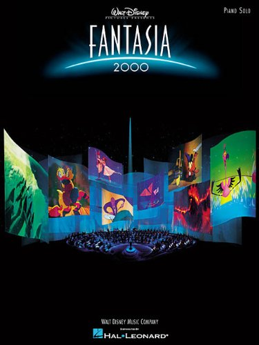 9780634016097: Walt Disney Pictures Presents Fantasia 2000: Piano Solo