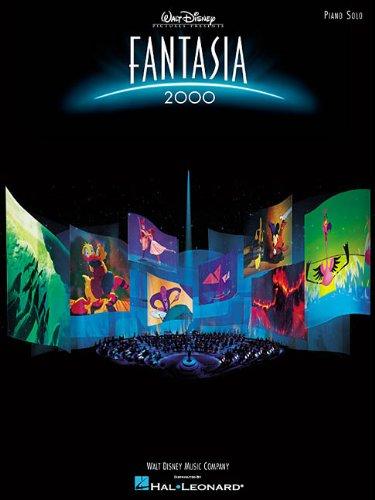 9780634016097: Walt Disney Pictures Presents Fantasia 2000: Piano Solo