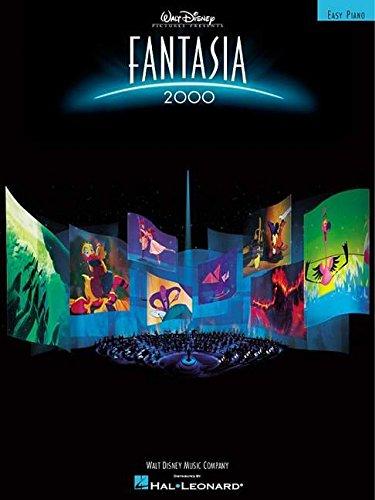 9780634016103: Fantasia 2000 (Easy Piano (Hal Leonard))