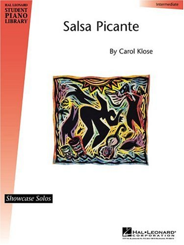 9780634016349: Salsa Picante: Intermediate, Level 5