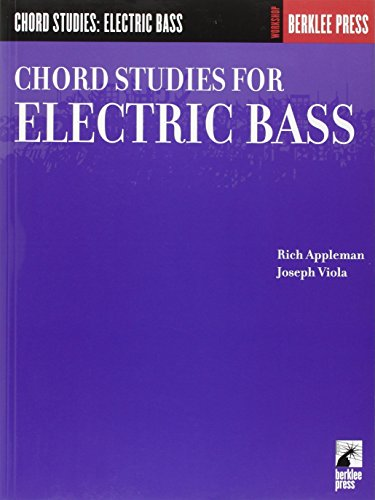 9780634016462: Chord Studies for Electric Bass: Guitar Technique (Workshop (Berklee Press))