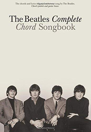 9780634016585: The Beatles Complete Chord Songbook