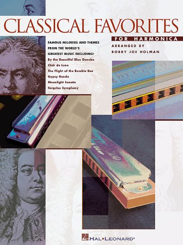 9780634016738: CLASSICAL FAVORITES FOR HARMONICA