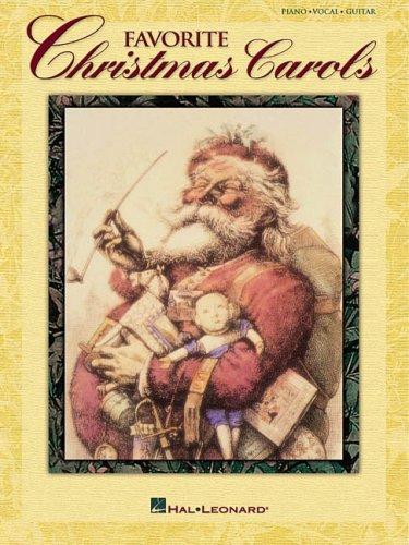 Favorite Christmas Carols: Hal Leonard