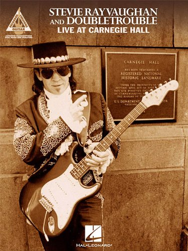 9780634017087: Stevie Ray Vaughan and Double Trouble: Live at Carnegie Hall