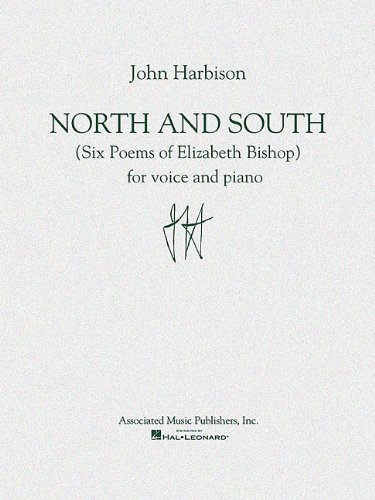 9780634017247: North and South: (Six Poems of Elizabeth Bishop)
