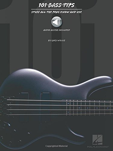 9780634017476: 101 Bass Tips: Stuff All the Pros Know and Use Book With Online Audio