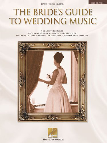 9780634017629: The Bride's Guide to Wedding Music: A Complete Resource