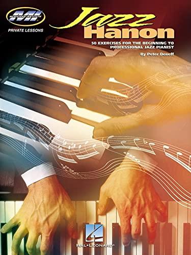 9780634018732: Jazz Hanon Piano (Private Lessons)