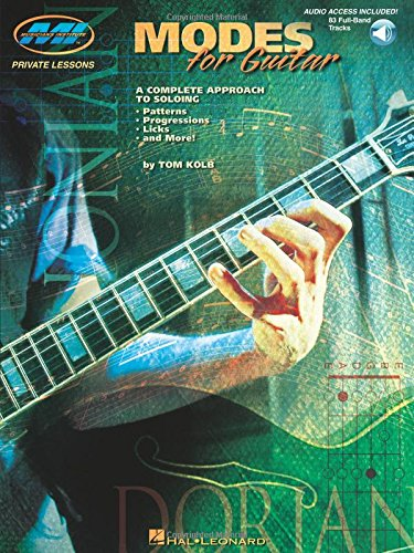 9780634018770: Modes for Guitar
