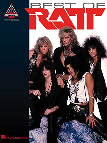9780634018800: Best of Ratt (Guitar Recorded Versions)