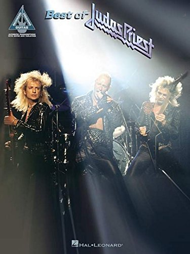9780634018817: Best of Judas Priest (Guitar Recorded Versions)